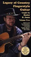 Legacy of Country Fingerstyle Guitar Vol. 2